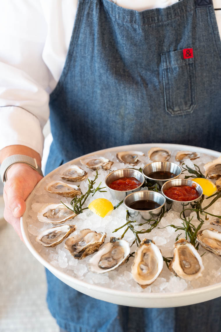 Oysters at Avenue - New Jersey Monthly