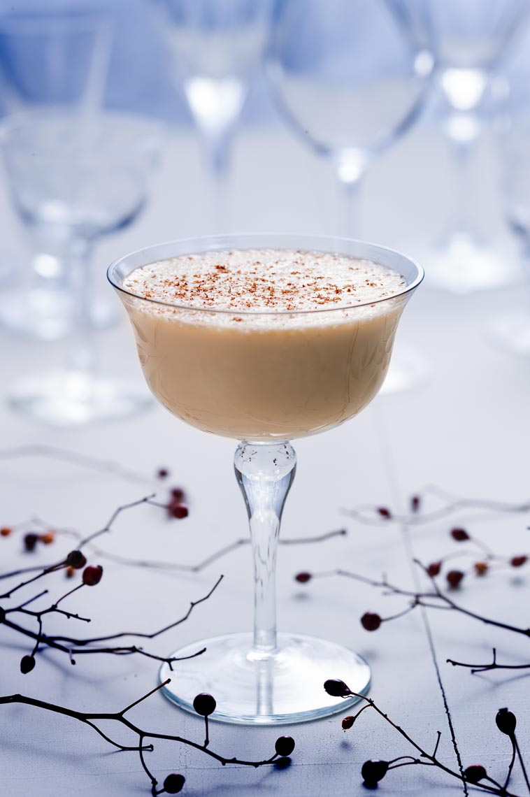 Brandy Alexander Cocktail - Pennsylvania Drink Photographer