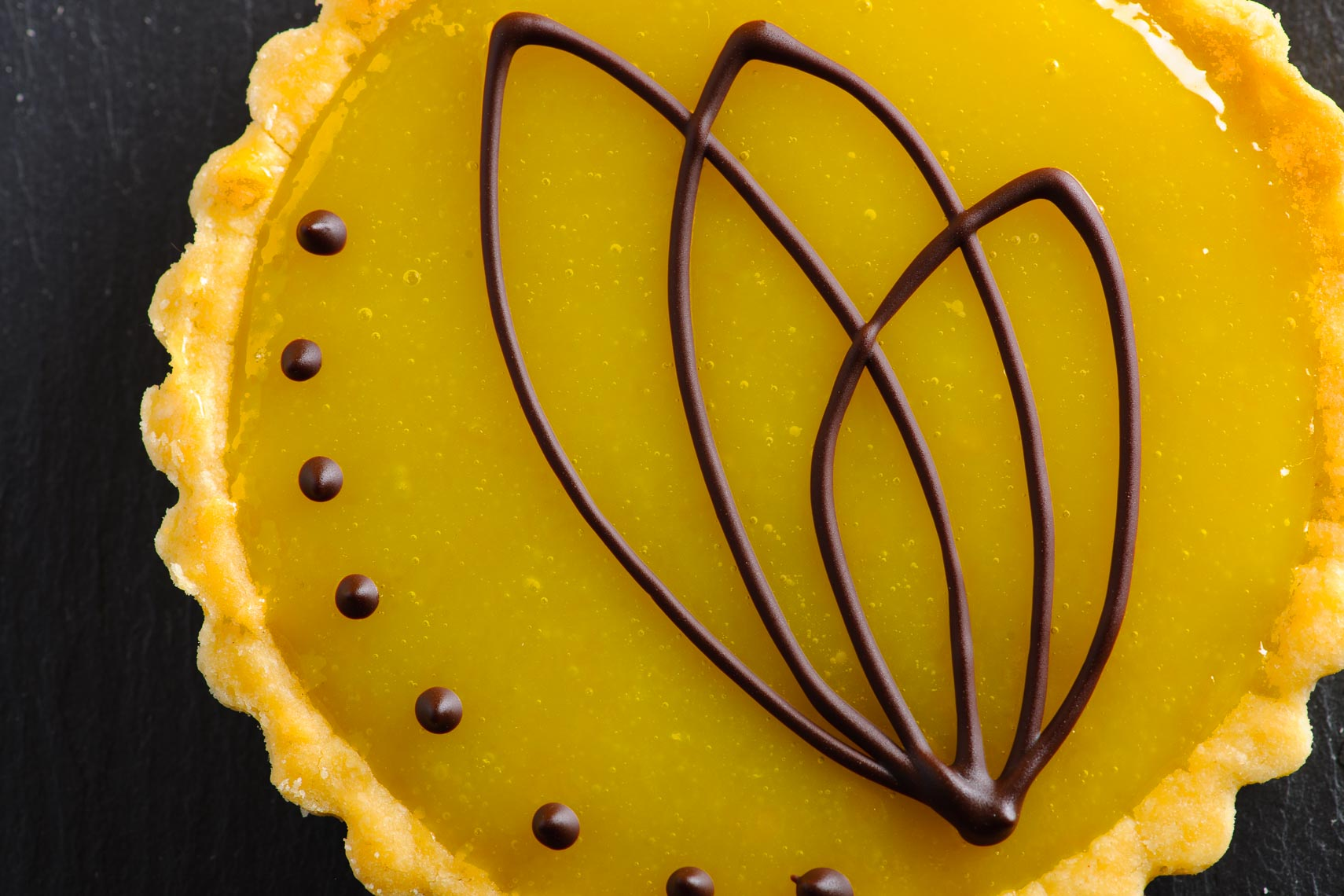 Lemon Tart - Doylestown, PA Food Photographer