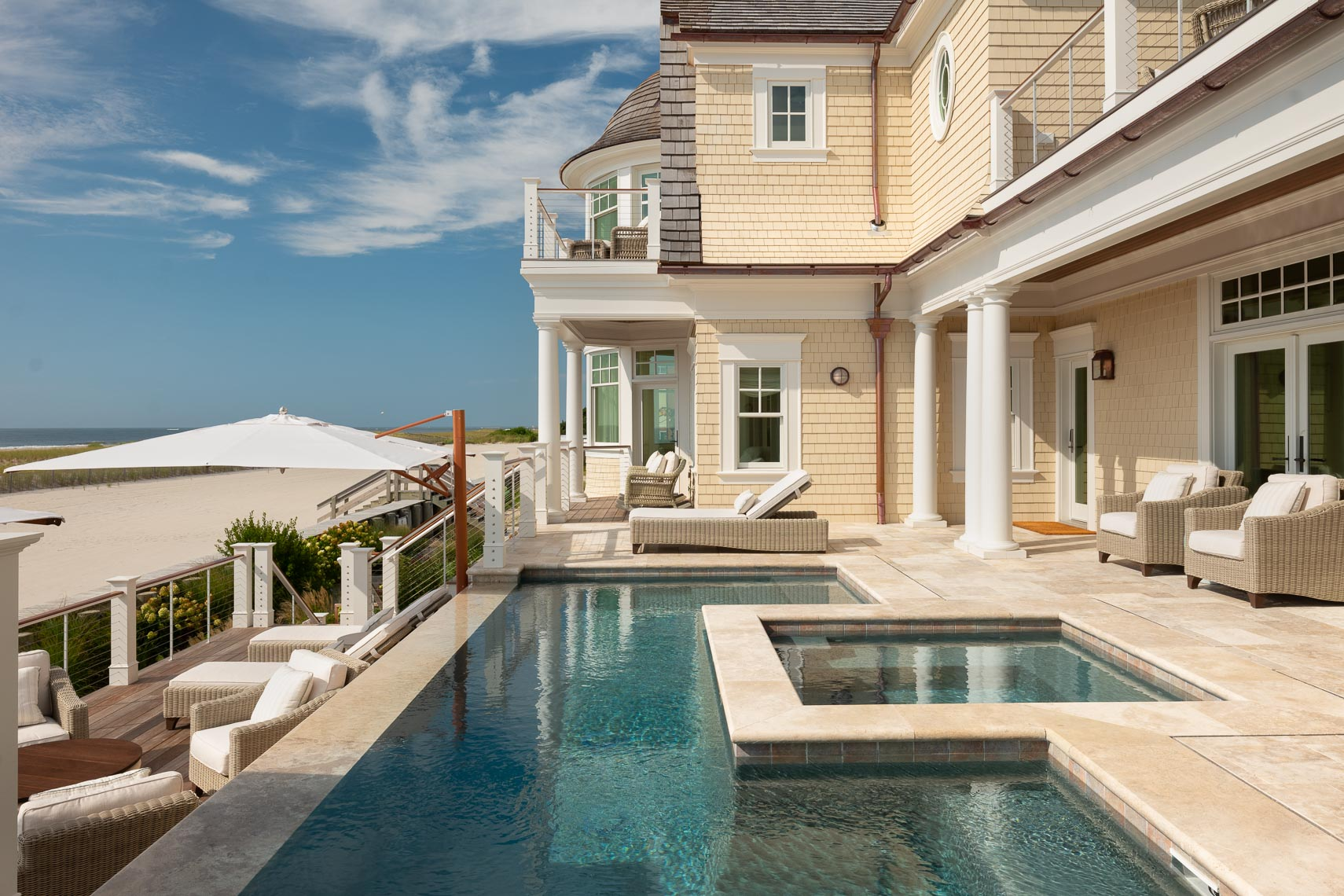 Shore Home - New Jersey Architectural Photographer