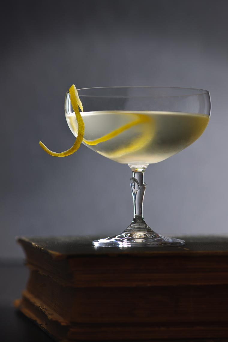 Vesper Martini - New York Drink Photographer