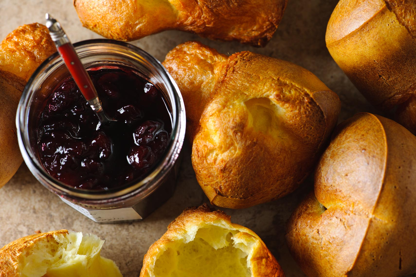 Popovers - Food Photographer In Bethlehem, PA Area
