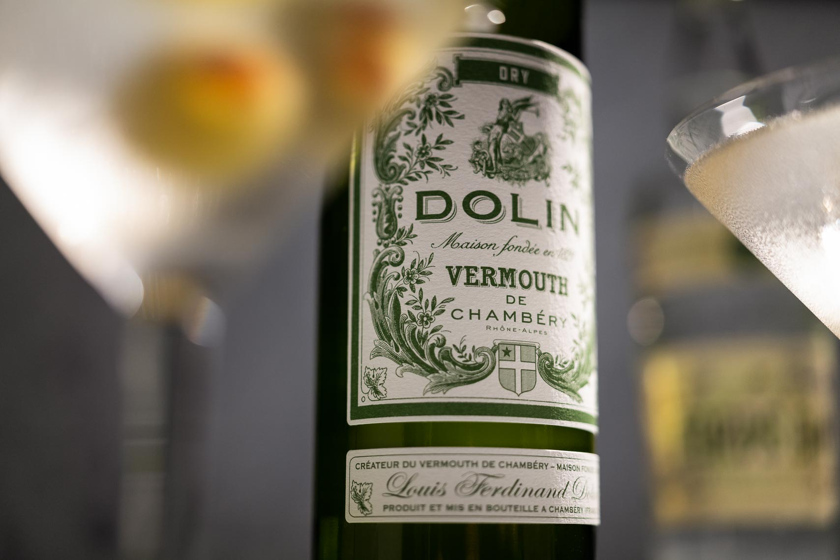 Dolin Vermouth - Drink Photographer Pittsburgh, PA