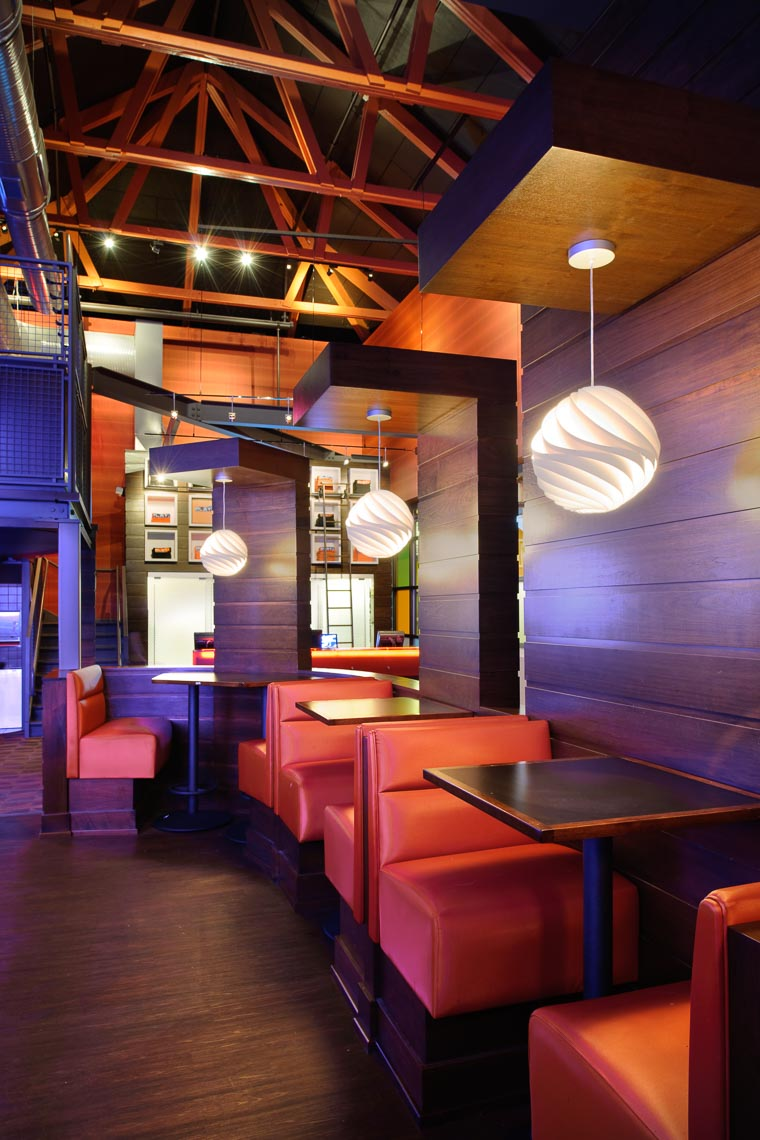 Sports Bar Interior Design South Philly