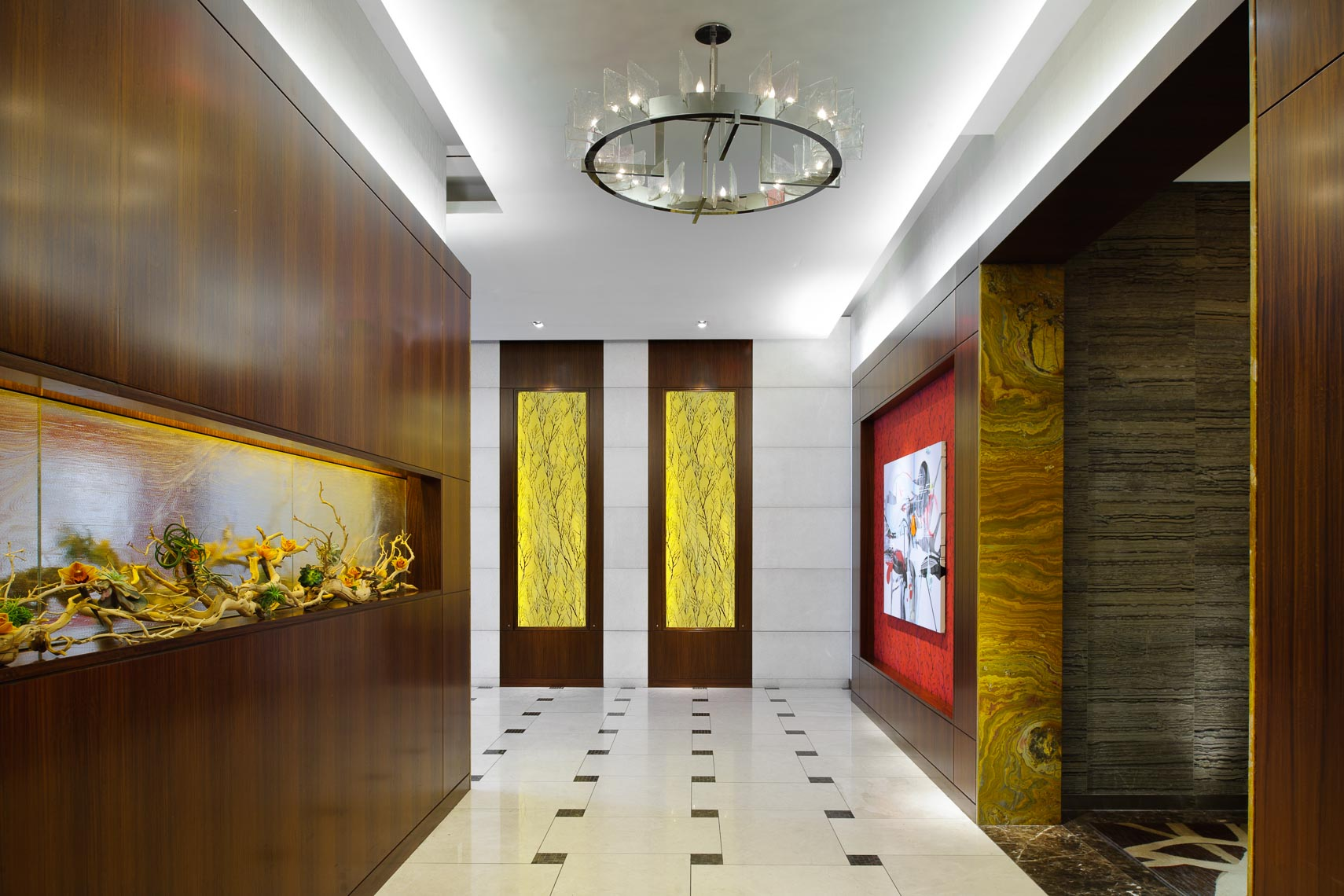 NYC Hotel Interior Design