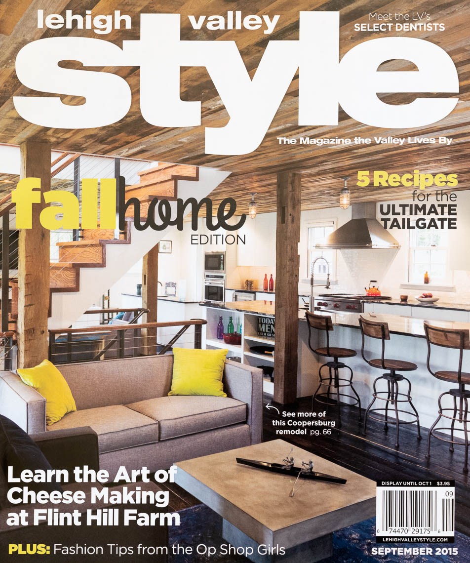 Lehigh Valley Style - Home Feature