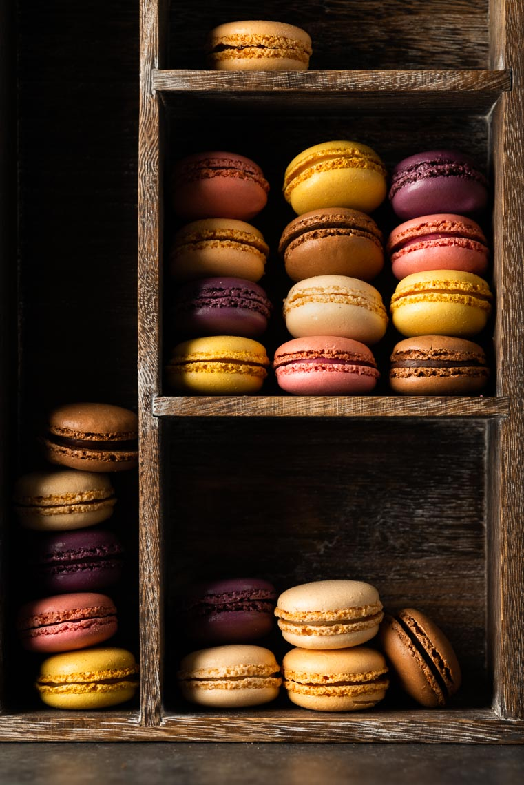 Macarons - Pennsylvania & New Jersey Food Photographer