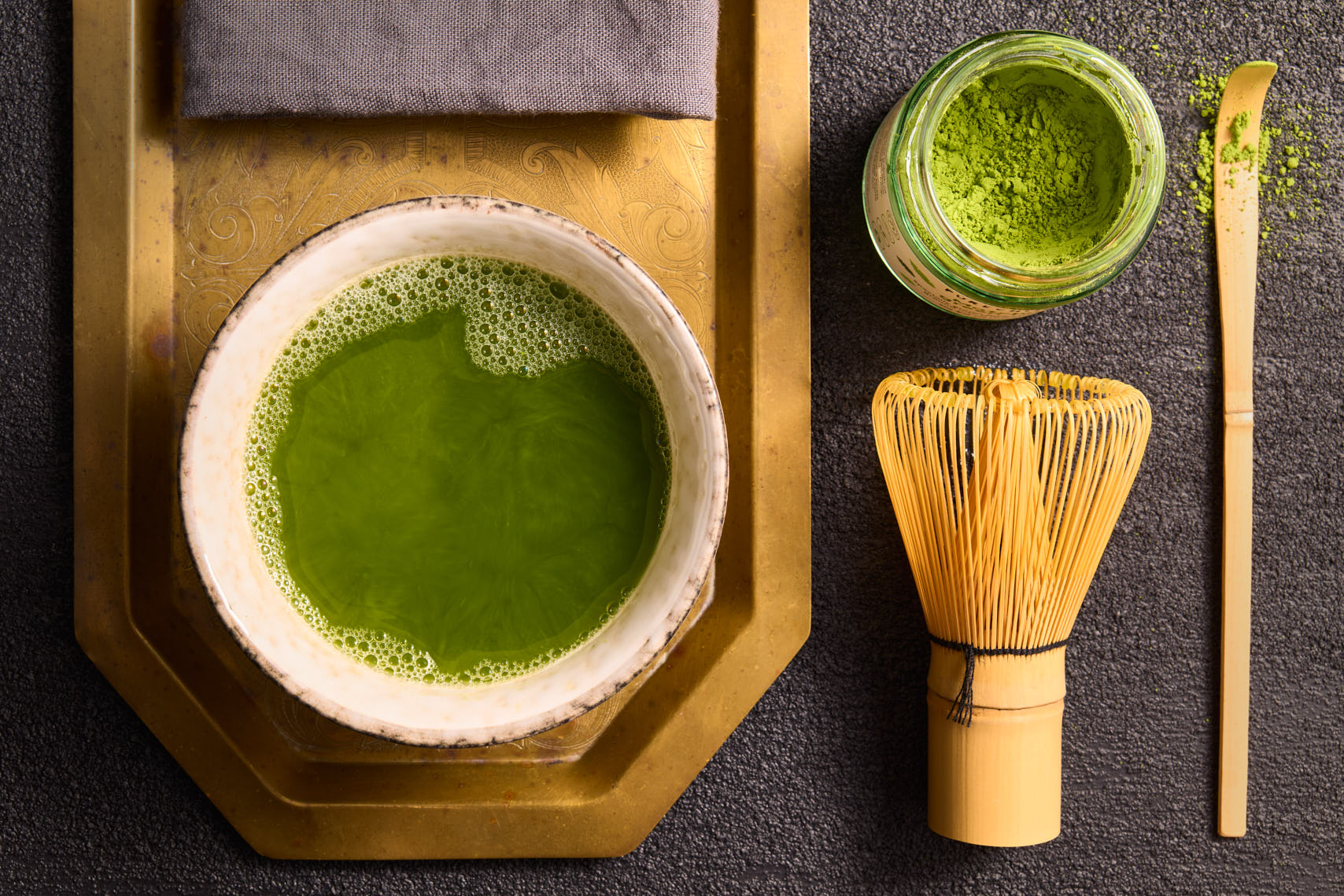 Matcha Tea Set - Drink Photographer, Pennsylvania, New York