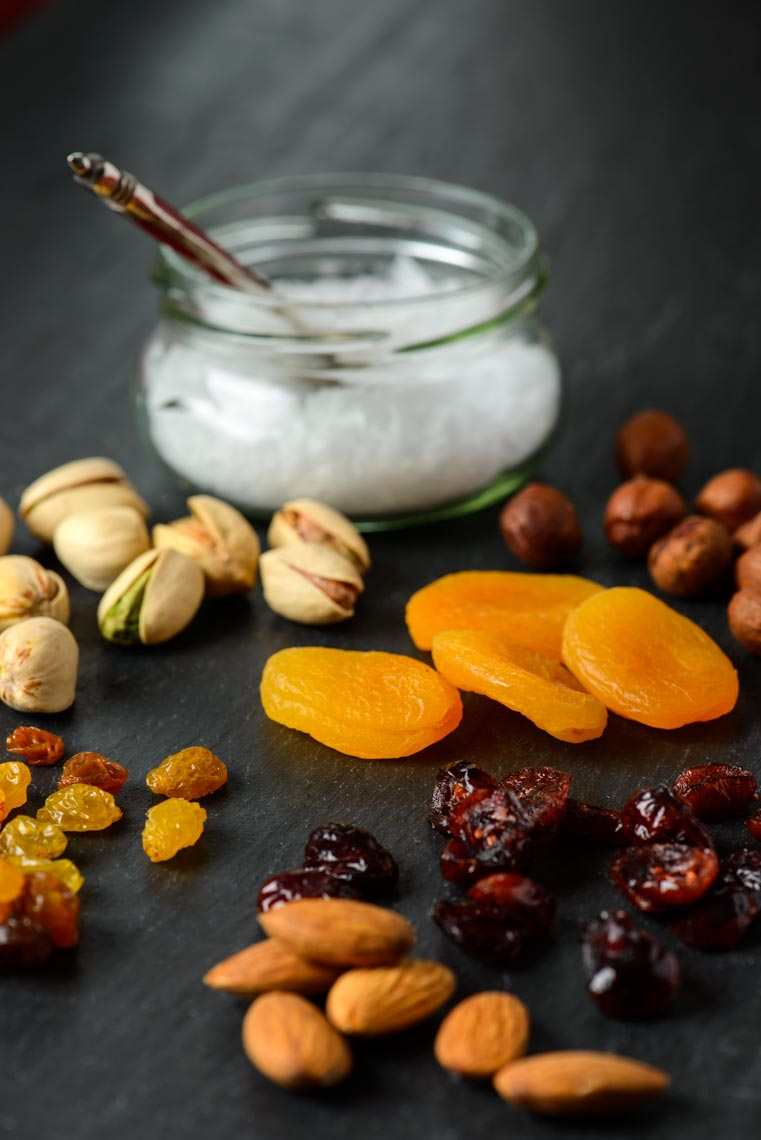 Dried Fruit & Nuts