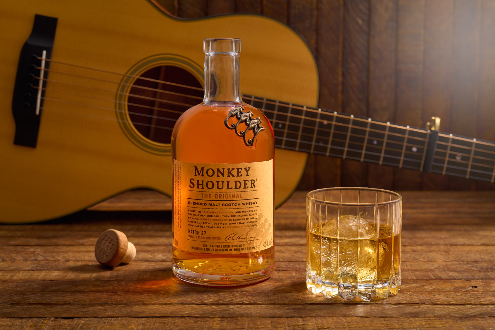Monkey Shoulder Scotch - Drink Photography PA, NJ & NYC