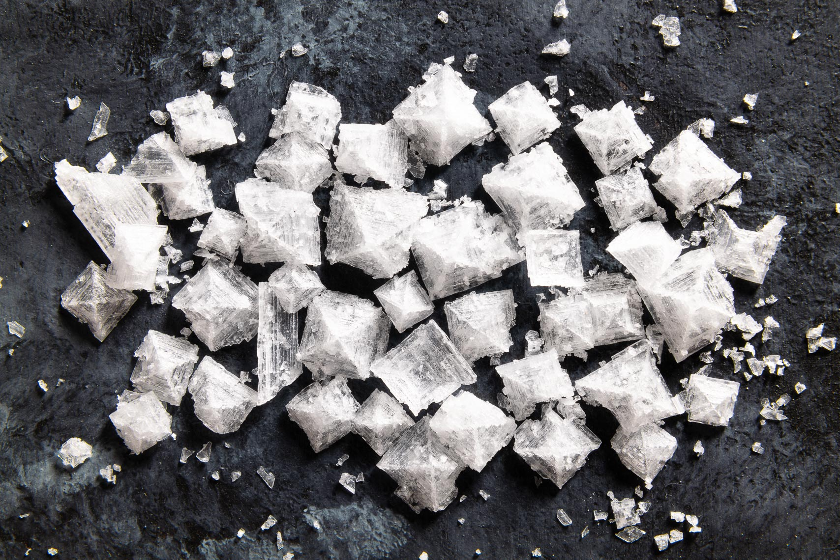 Large Sea Salt Crystals - Food Photographer & Stylist Philadelphia, PA